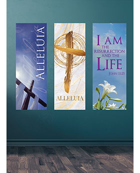 Christian Wall Hanging Banners